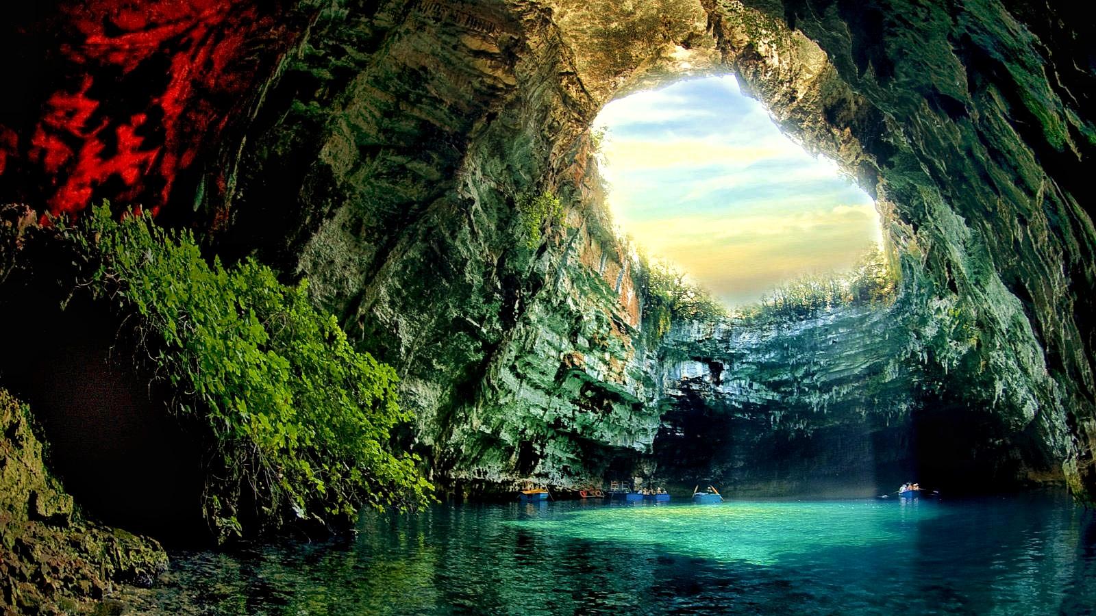 Melissani pećina