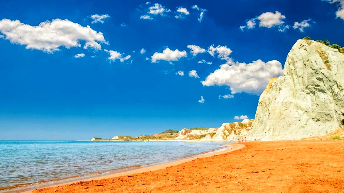 Xi plaža - Jedrenje s Vicom