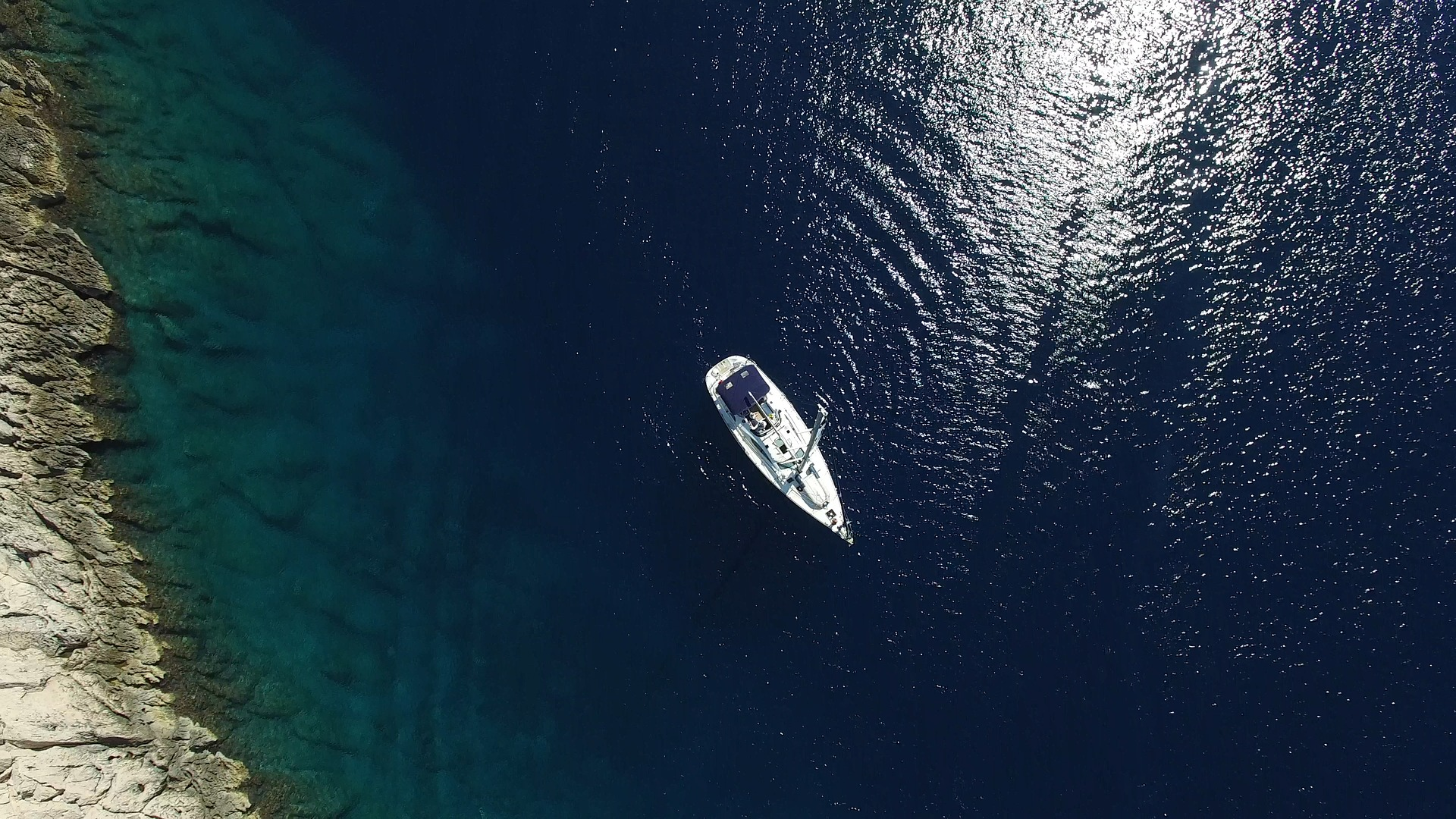 Jedrenje Jonskim morem - Jedrenje s Vicom